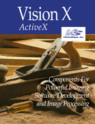 VisionX Check scanner support